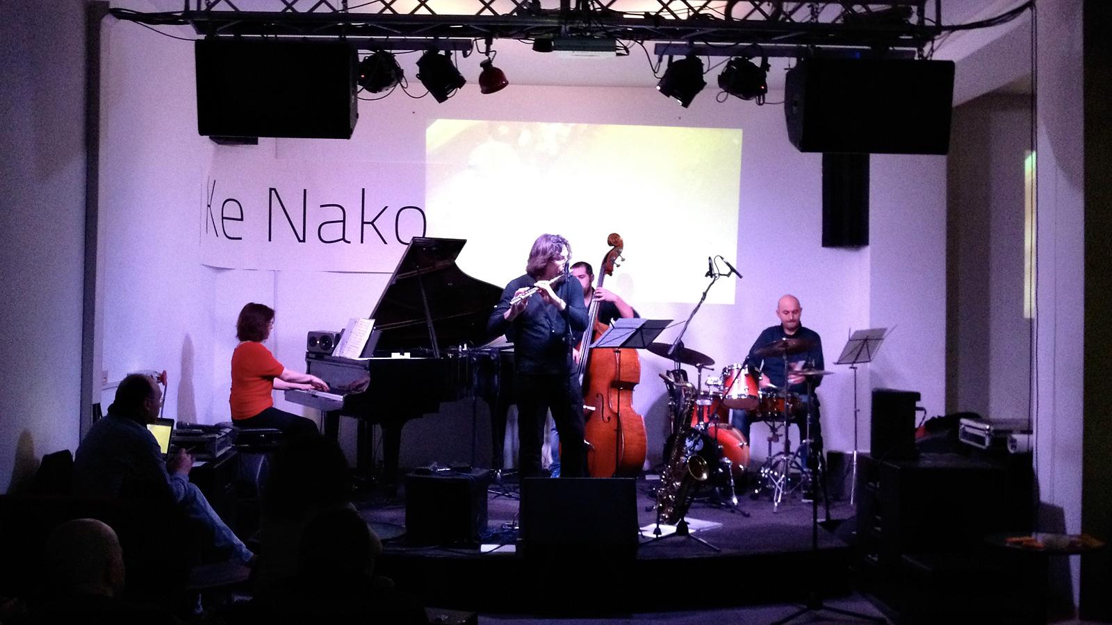 Live al Ke Nako, Roma