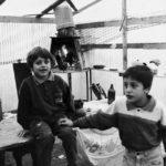 La sorpresa di un amico, Campo nomadi, 1993