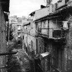 Viterbo, vicolo, 1995